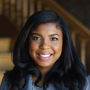County Supervisor Marcelia Nicholson