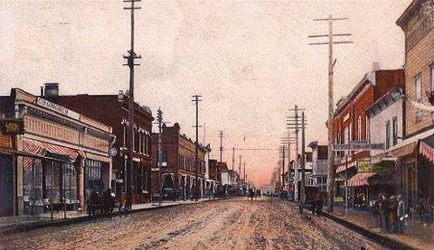 Centralia 1890s