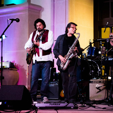 Alan Parsons Honoured, Jams with Scott Page's Hang Dynasty