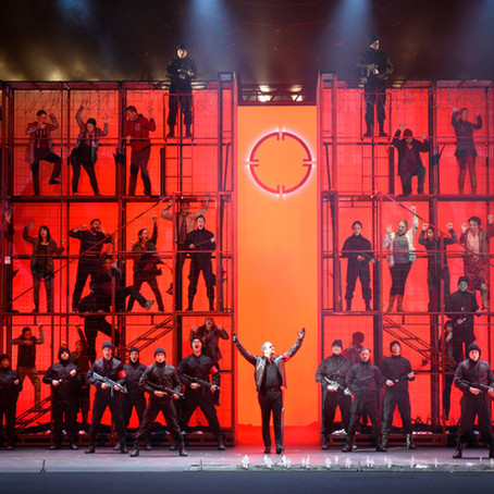 Another Brick in the Wall Opera: Premiere with Roger Waters, March 11th 2017
