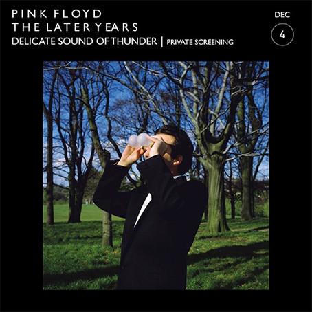 Pink Floyd: 'Delicate Sound of Thunder' 2019 Screening - New York City