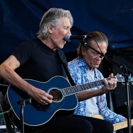Roger Waters: Live at the 2015 Newport Folk Festival