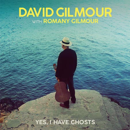 First New David Gilmour Music in Five Years: 'Yes, I Have Ghosts'