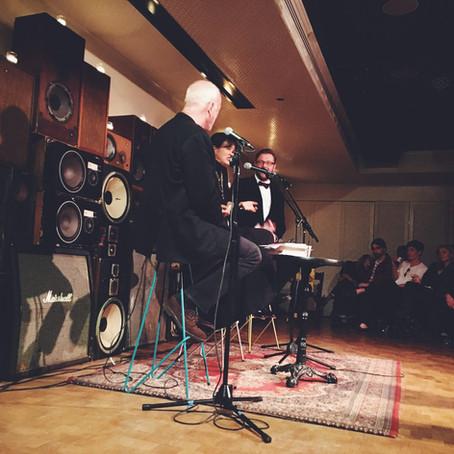 Damian Barr's Literary Salon: Polly Samson, Jonathan Lee, and David Gilmour