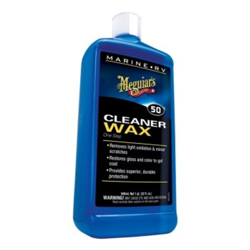 Meguiars One Step Cleaner Wax
