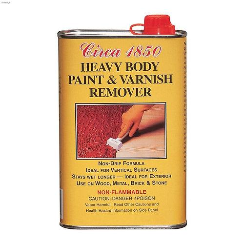 Circa 1850 Heavy Body Paint & Varnish Remover