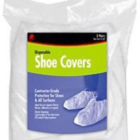 Disposable Shoe Covers 3PK