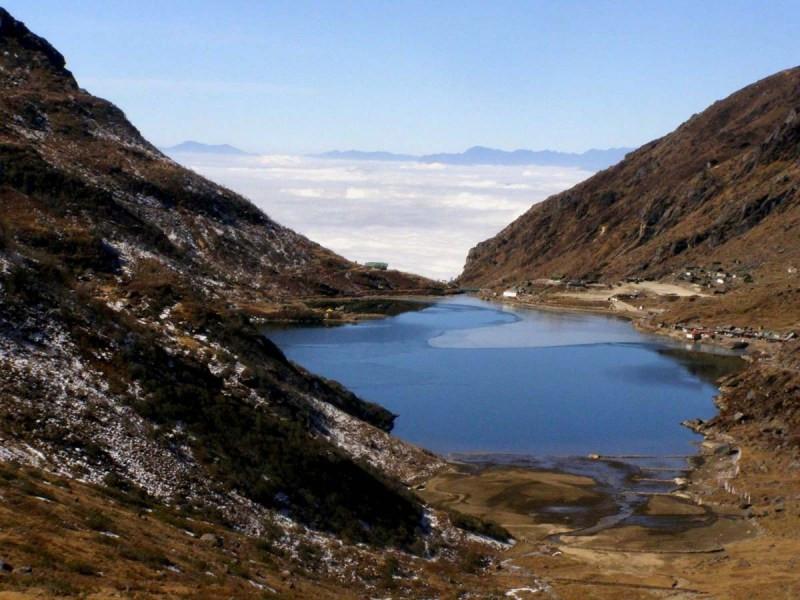 Changu Lake (Nathula Pass in Sikkim)  mercytrip