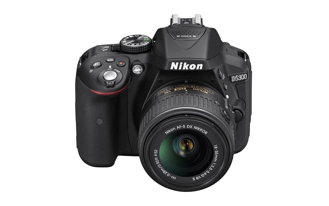 Nikon D5300 24.2MP Digital SLR Camer