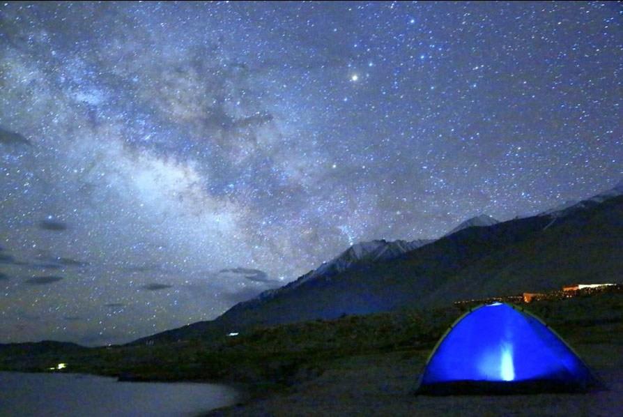 mercytrip.com  Stargazing in Leh, Ladakh