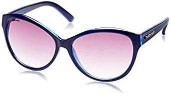 Fastrack Cateye Sunglasses (Blue) (P