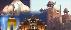 delhi hotels, flights at mercytrip