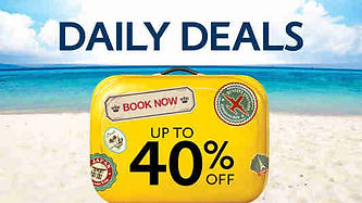 Daily deals on flights and hotels ,mercytrip.com