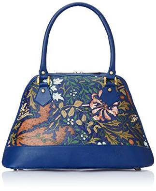 Alessia74 Women's Handbag (Blue) (PB