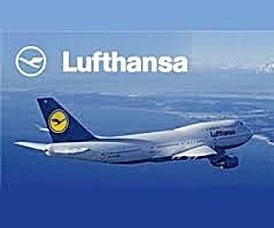 Lufthansa AIRLINE flights sale for flights upto 50% off in all over world