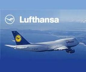 Lufthansa flights sale for flights upto 50% off in all over world