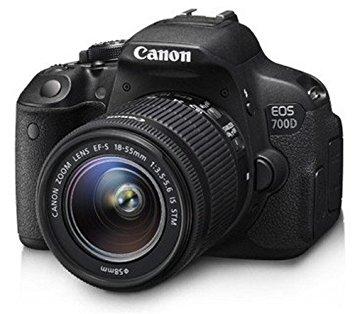 Canon EOS 700D 18MP Digital SLR Came