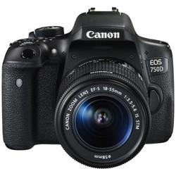 Canon EOS 750D 24.2MP Digital SLR Ca