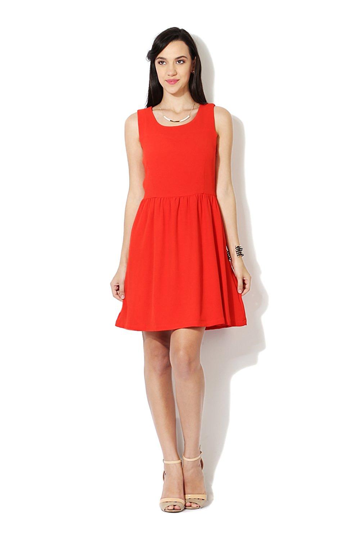 Van Heusen Red Dress