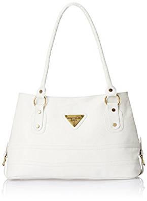 Fostelo Women's Handbag (White) (FSB