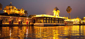 Upto 57% Off Udaipur Hotels,Flights