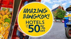 Mercytrip.com|Amazing Bangkok best flight, hotels and holiday package deals