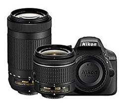 Nikon D3300 24.2MP Digital SLR (Blac