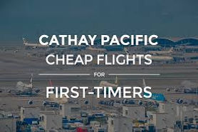 Cathay Pacific AIRLINE flights sale for flights upto 50% off in all over world