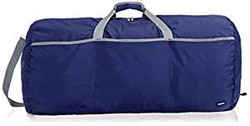 AmazonBasics Large Duffel Bag, Navy
