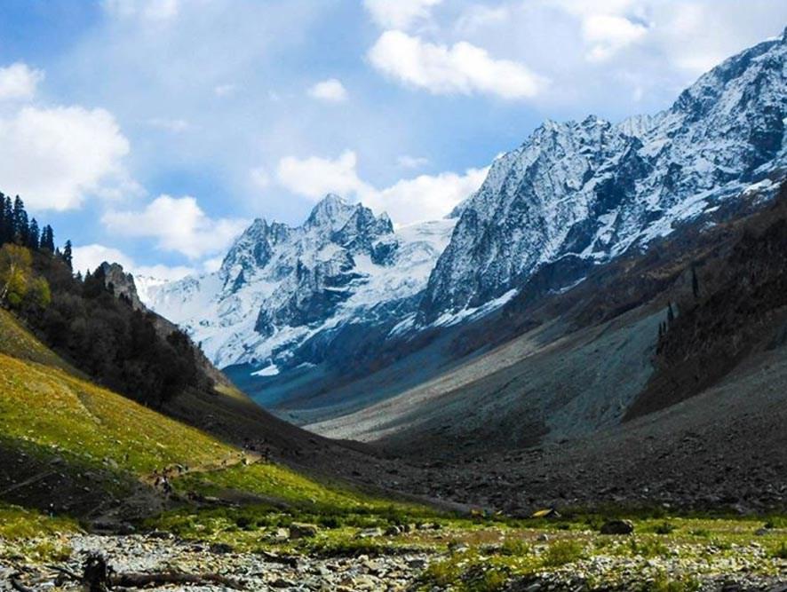 mercytrip.com  Sonmarg, Jammu & Kashmir