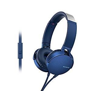 Sony MDR-XB550AP On-Ear Extra Bass H