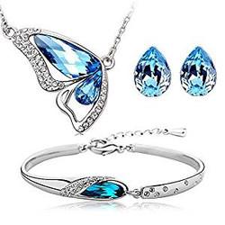 Valentine Gifts : Shining Diva Blue