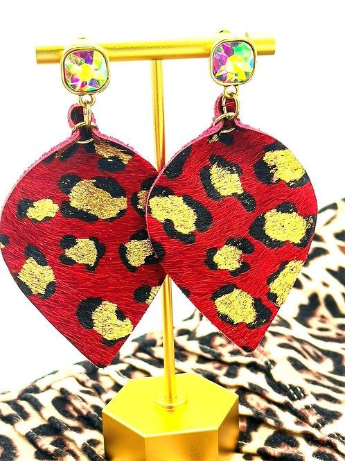 In the Wild Earrings