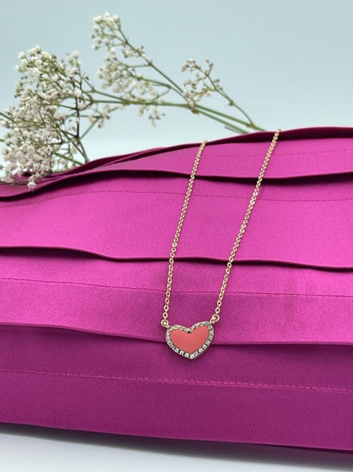 Be Mine Heart Necklace