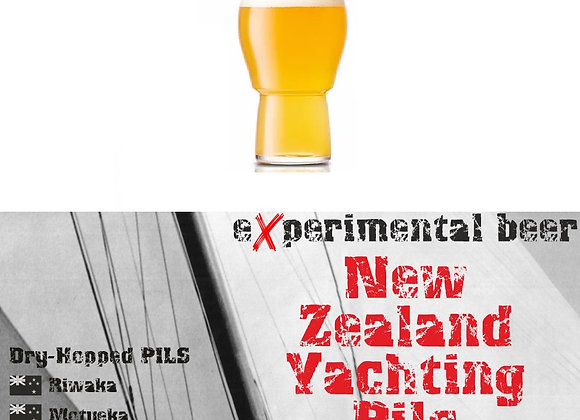NEW ZEALAND YACHTING PILS 0.5l