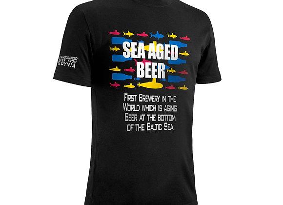 T-shirt - SEA AGED BEER