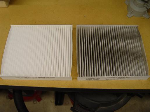 Fall HVAC Maintenance List