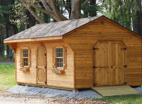 How to Convert Your Storage Shed into a Tiny House