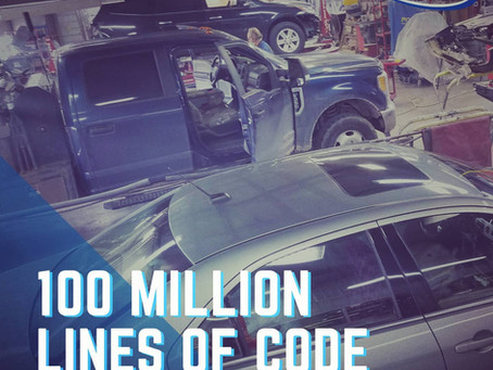 100 Millions Lines of Code?!!