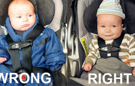 Tips to Make your Car Safe for a Baby*