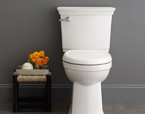 DIY TIME: RUNNING TOILET ADDITION