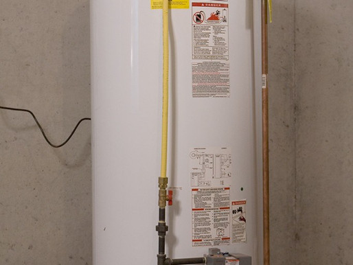 HOW TO HOOK-UP A HOT WATER HEATER