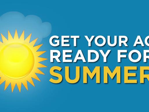 HVAC Summer Checklist