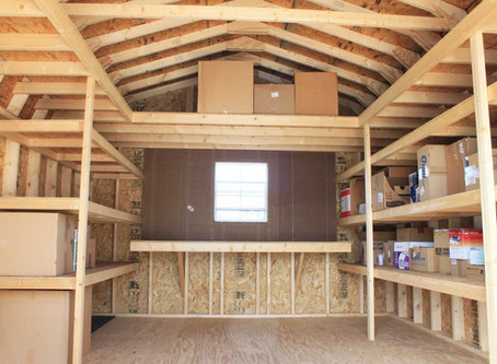 How to Make the Most Out of Your Storage Shed