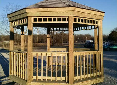 3 Reasons Why YOU Should Have a Gazebo