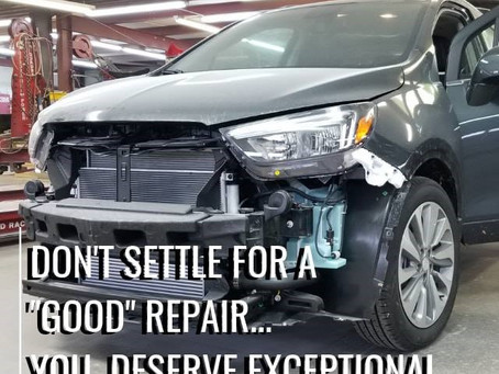 How to Find the Right Collision Repair Shop