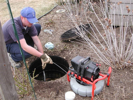 HOW TO MAINTAIN YOUR SEPTIC SYSTEM