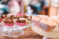 Yummy home made cakes at Fishtank