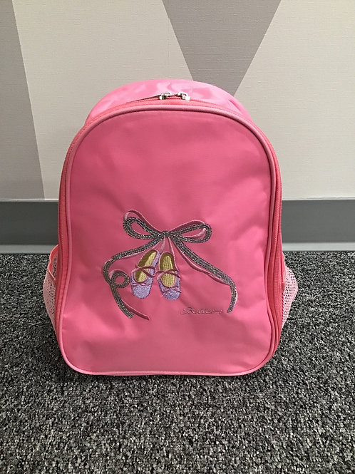 Light Pink Ballet Slipper Backpack