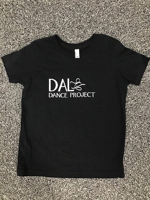 Black DAL Dance Project T-Shirt